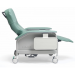 Lumex Deluxe Clinical Care Geri Chair Recliner with Tray Fou Positions