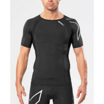 Men's Compression Short Sleeve Top