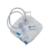 Urinary drainage bag by Cardinal Health