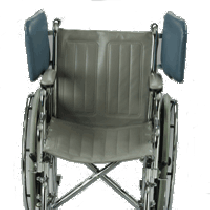 Posey Wheelchair Wing-Backs