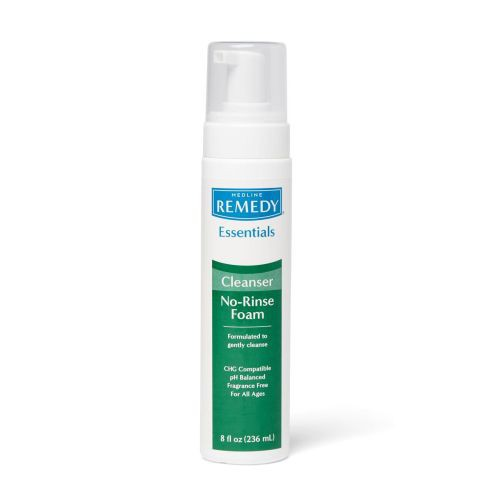 Remedy Essentials No-Rinse Cleansing Foam