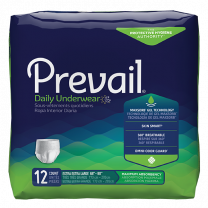 Prevail Maximum Protection Daily Underwear Unisex