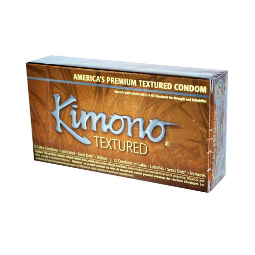 Mayer Laboratories Kimono Textured Condom