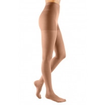 Mediven Comfort Pantyhose with Adjustable Waistband Compression Stockings CLOSED TOE 20-30 mmHg