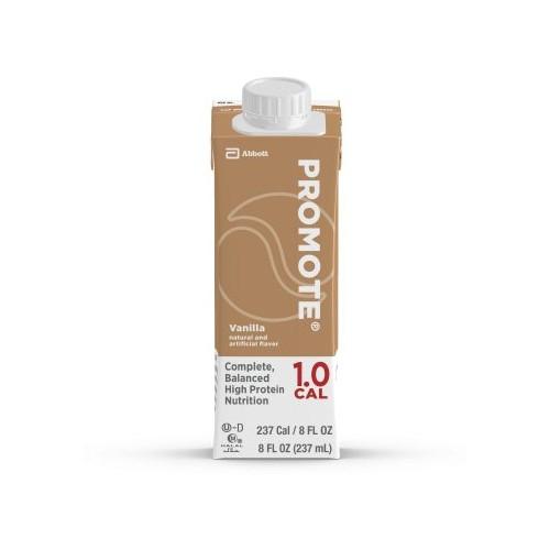 Vanilla, 8 oz. Tetra Carton