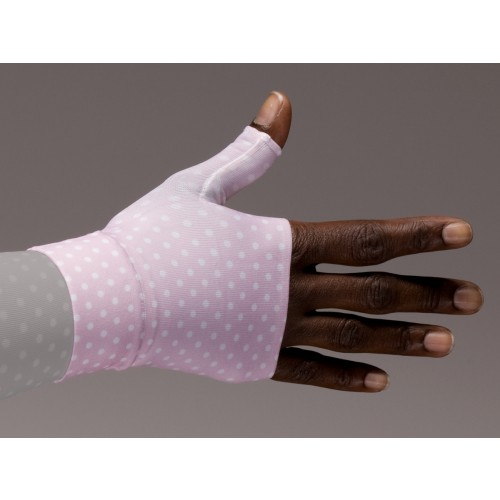 LympheDivas Diva Dots Compression Gauntlet 20-30 mmHg