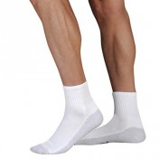 Juzo 5760 OTC Silver Sole Unisex Low Cut Anklet Compression Socks 12-16mmHg