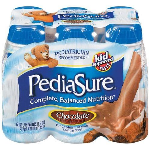 PediaSure Shakes Chocolate - 8 oz
