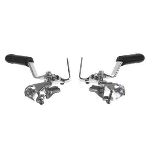 Wheelchair Horizontal Bolt Wheel Lock Assembly