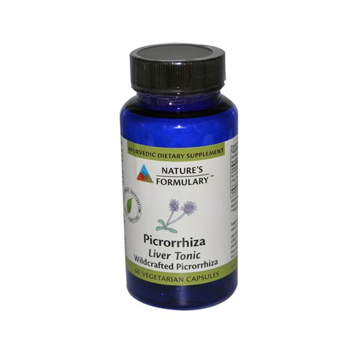 Nature's Formulary Picrorrhiza