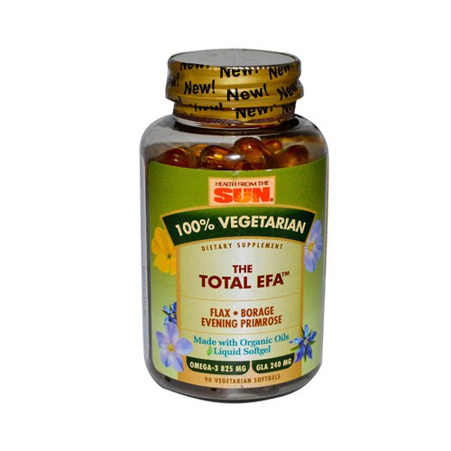 Health From the Sun The Total EFA Dietary Supplement
