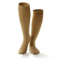 Wheat Micro-Nylon Casual Trouser Socks 10-15 mmHg
