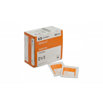 WEBCOL Alcohol Prep Pads Wipes