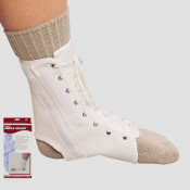 Canvas Ankle Splint