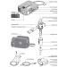 Pari Trek S Compact Nebulizer Components and Schematic