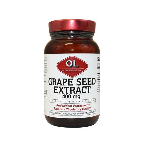 Olympian Labs Grape Seed Naturopathic