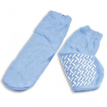 Ankle High Soft Sole Slipper Socks
