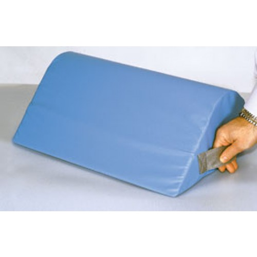 Blue Knee Bolster