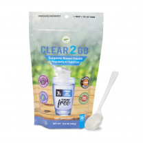 ND Labs CLEAR 2 GO Prebiotic Fiber Supplement