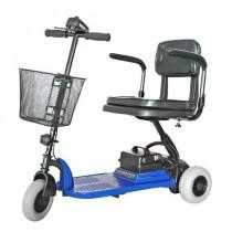 Blue Echo 3 Wheel Scooter