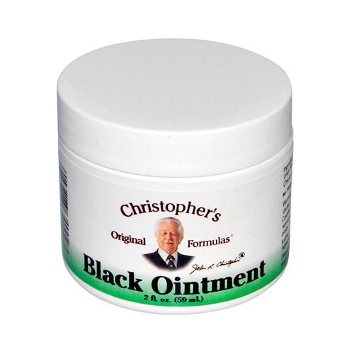 Dr Christophers Original Formulas Black Ointment