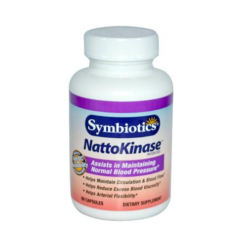Symbiotics NattoKinase