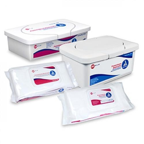 Dynarex Premoistened Adult Washcloths - 1314, 1318, 1319, 1320