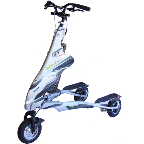 Trikke Pon-E 48v Electric Scooter