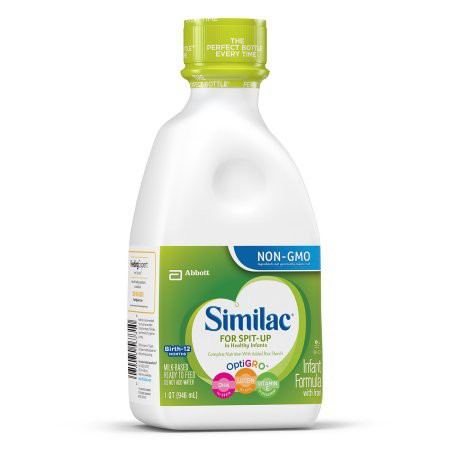 Similac For Spit Up Formula For Healthy Infants Abbott