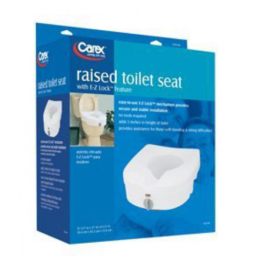 Ez Lock Toilet Seat without Handle