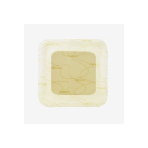 Biatain Adhesive Foam Dressing 3430 | 4 x 4 Inch, Square by Coloplast