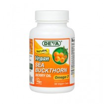 Deva Vegan Vitamins Sea Buckthorn Oil