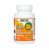 Deva Vegan Vitamins Sea Buckthorn Oil