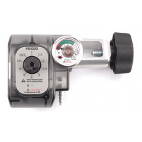PD1000 Pulse Dose Compact Oxygen Conserving Regulator