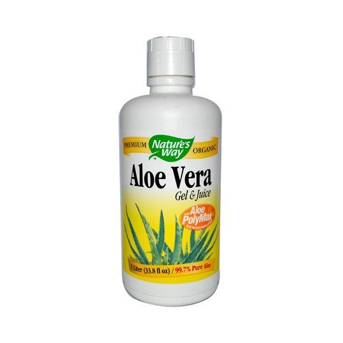 Nature's Way Aloe Vera Gel and Juice
