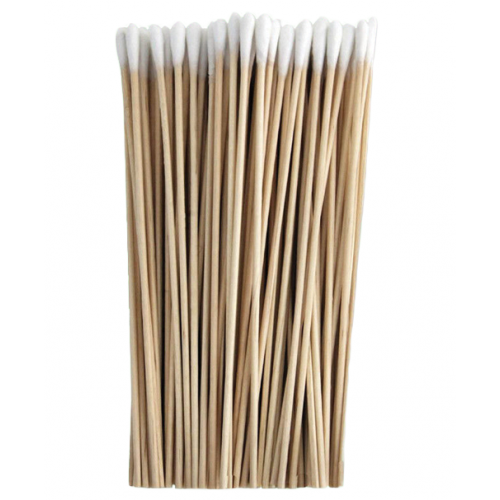 Q-Tips 6 Inch Wood Stick NonSterile