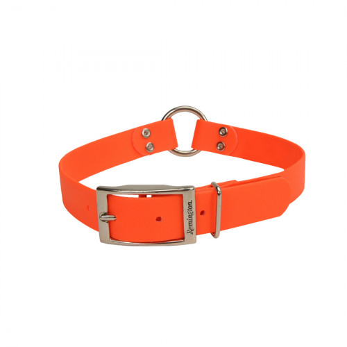 Waterproof Hound Dog Collar with Center Ring