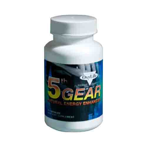 5th Gear Energy Supplement