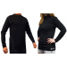 Heated Base Layer with Fleece Interior
