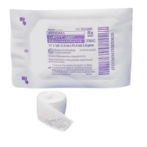 Curity AMD Antimicrobial Plain 1/2 Inch Packing Strips 7832AMD