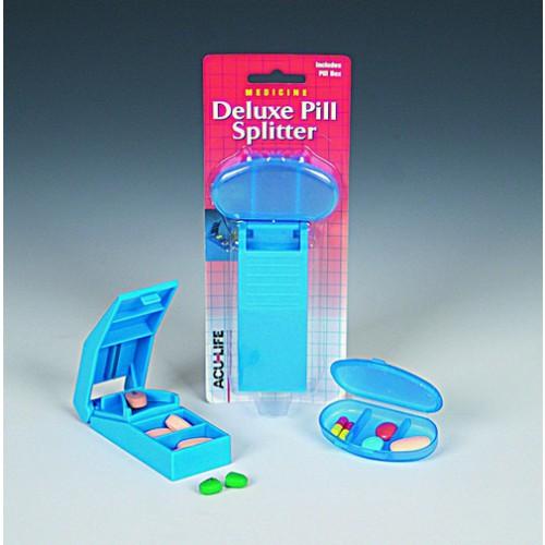 Health Enterprises Pill Splitter and Box