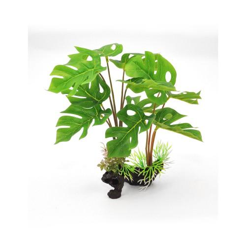 Decorative Split Leaf