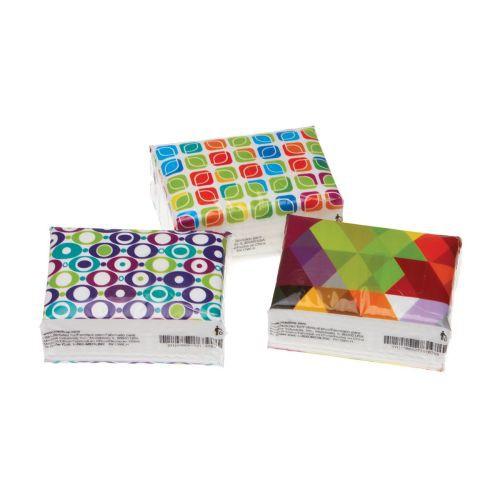 Facial Tissue Pocket Packs