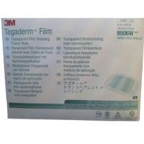 Tegaderm Film 9506W | 4 x 4-3/4 by 3M