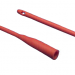 Dover Robinson Red Rubber Catheter Smooth Round Tip