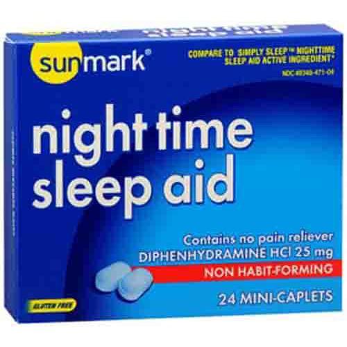 Sunmark Night time Sleep Aid