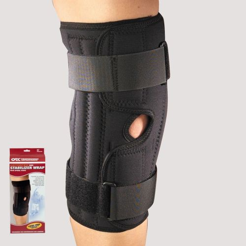 Orthotex Knee Stabilizer Wrap with Spiral Stays