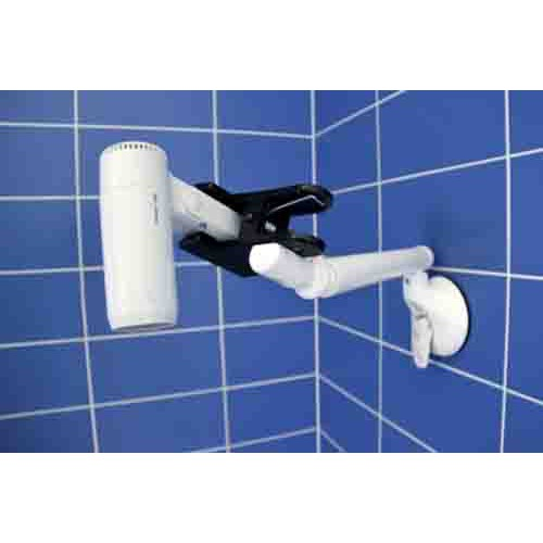 Mobeli Multipurpose Wall Clamp with Suction Cup
