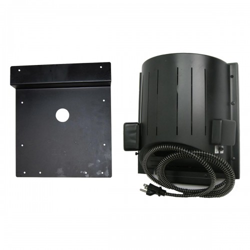Heat-N-Breeze Dog House Heater and Fan with Igloo Bracket