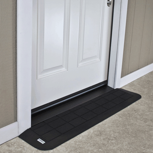 Ez Edge Threshold Ramp For Wheelchairs Or Scooters